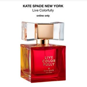 🌿 KATE SPADE NEW YORK Live Colorfully BRAND NEW